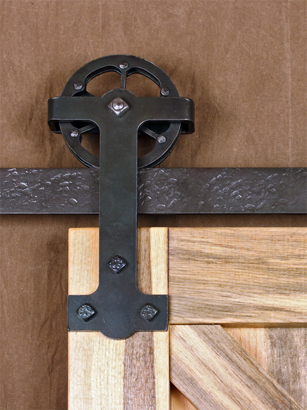 Barn Door Tracks Ponderosa Forge Ironworks