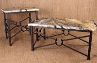 horseshoe table living room set